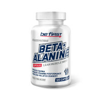 Be First Beta Alanine 120 кап