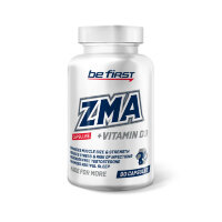 Be First ZMA+Vitamin D3 90 кап